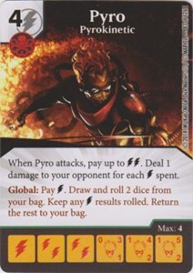 Picture of Pyro - Pyrokinetic