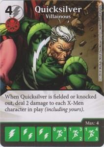 Picture of Quicksilver - Villainous