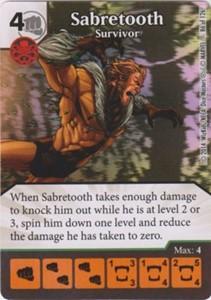 Picture of Sabretooth - Survivor
