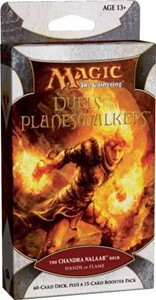 Picture of Duels of the Planeswalkers: Hands of Flame – Chandra Nalaar