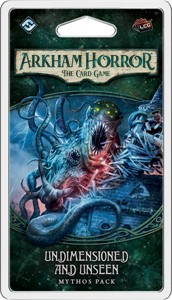 Picture of Arkham Horror LCG Undimensioned and Unseen Expansion