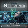 Picture of Android Netrunner Creation and Control Expansion