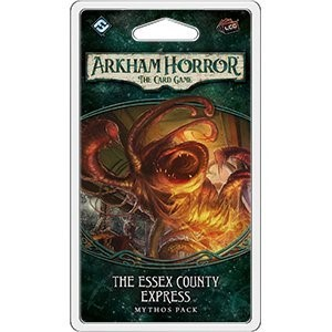 Picture of Arkham Horror LCG The Essex County Express Expansion