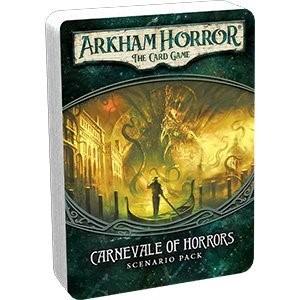 Picture of Carnevale of Horrors Scenario Pack: Arkham Horror - English