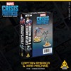 Picture of Captain America and War Machine - Marvel Crisis Protocol