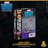 Picture of Jean Grey & Cassandra Nova - Marvel Crisis Protocol