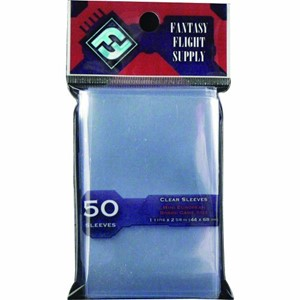 Picture of Mini European Board Game Sleeves (Pack of 50)