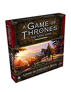 Picture of Lions of Casterly Rock: Game of Thrones Card Game