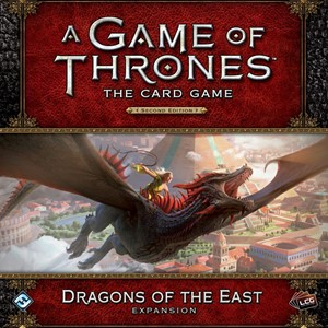 Picture of Dragons of The East Expansion A Game of Thrones LCG