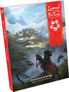 Picture of Legend of the Five Rings RPG: Emerald Empire The Essential Guide to Rokugan