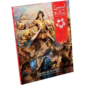 Picture of Fields of Victory Legends of the Five Rings RPG