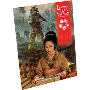 Picture of Blood of the Lioness Legend of Five Rings RPG
