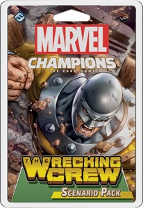 Picture of The Wrecking Crew Scenario Pack - Marvel Champions