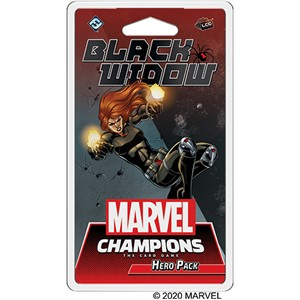 Picture of Black Widow Hero Pack - Marvel Champions LCG