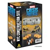 Picture of Marvel Crisis Protocol NYC Construction Site Terrain Pack