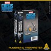 Picture of Punisher and Taskmaster - Marvel Crisis Protocol