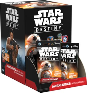 Picture of Star Wars Destiny Awakenings Booster Box