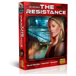 Picture of The Resistance Board Game
