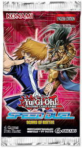 Picture of Speed Duel-Scars of Battle Booster Packet Yu-Gi-Oh!