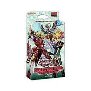 Picture of Powercode Link Structure Deck Yu-Gi-Oh!