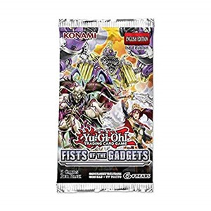 Picture of Fists Of The Gadgets Booster Pack Yu-Gi-Oh!