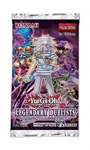 Picture of Legendary Duelists Immortal Destiny Booster Yu-Gi-Oh KONLED5