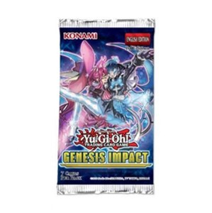 Picture of Genesis Impact Booster Pack Yu-gi-oh!