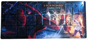 Picture of Marvel Legendary Dark City Daredevil v The Hand Playmat