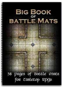 Picture of Big Book of Battle Mats