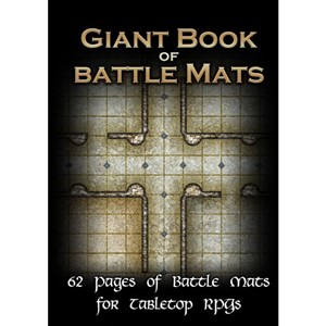 Picture of Giant Book of Battle Mats