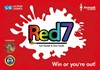 Picture of Red 7 - English