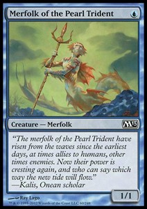 Picture of Merfolk of the Pearl Trident