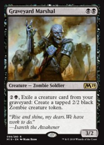 Picture of Graveyard Marshal