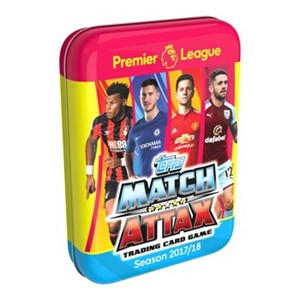 Picture of English Premier League Match Attax 2017/18 Mini Tin