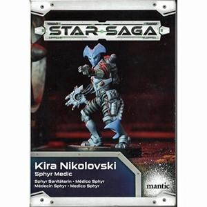 Picture of Star Saga: Kira Nikolovski Sphyr Medic