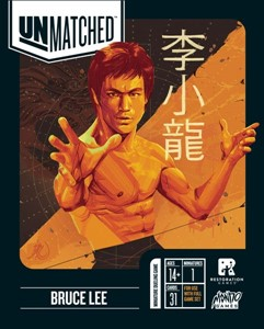 Picture of Unmatched: Bruce Lee Hero Expansion Pack