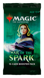 Picture of War of The Spark Booster Pack