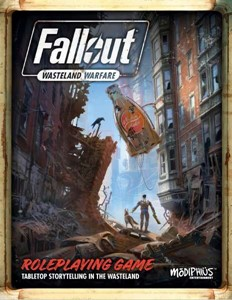 Picture of Fallout Wasteland Warfare Roleplaying Game