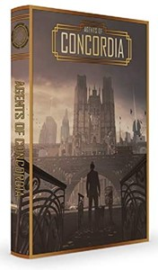 Picture of Agents of Concordia RPG