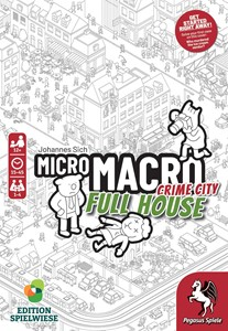 Picture of MicroMacro: Crime City 2 Full House