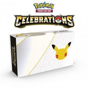 Picture of Celebrations Ultra Premium Collection 25th Anniversarty Pokemon - Pre-Order*.