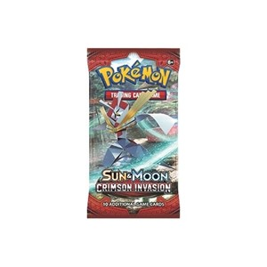Picture of Crimson Invasion Booster Pokemon