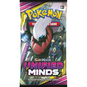 Picture of Unified Minds Booster Packet Pokemon
