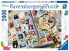 Picture of Disney Stamp Album (Jigsaw 2000pc)