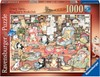 Picture of Crazy Cats Bingley's Bookclub (Jigsaw 1000pc)