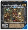 Picture of Exit 3: Witch's Kitchen (Jigsaw 759pc)