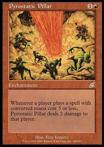 Picture of Pyrostatic Pillar