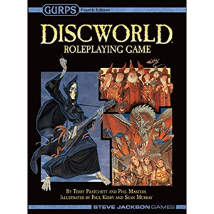 Picture of Discworld Roleplaying Game