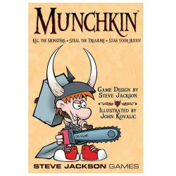 Picture of Munchkin Color Card Game