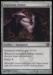 Picture of Argentum Armor